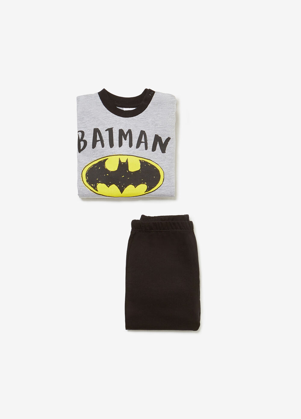 100% BCI cotton pyjamas with Batman print
