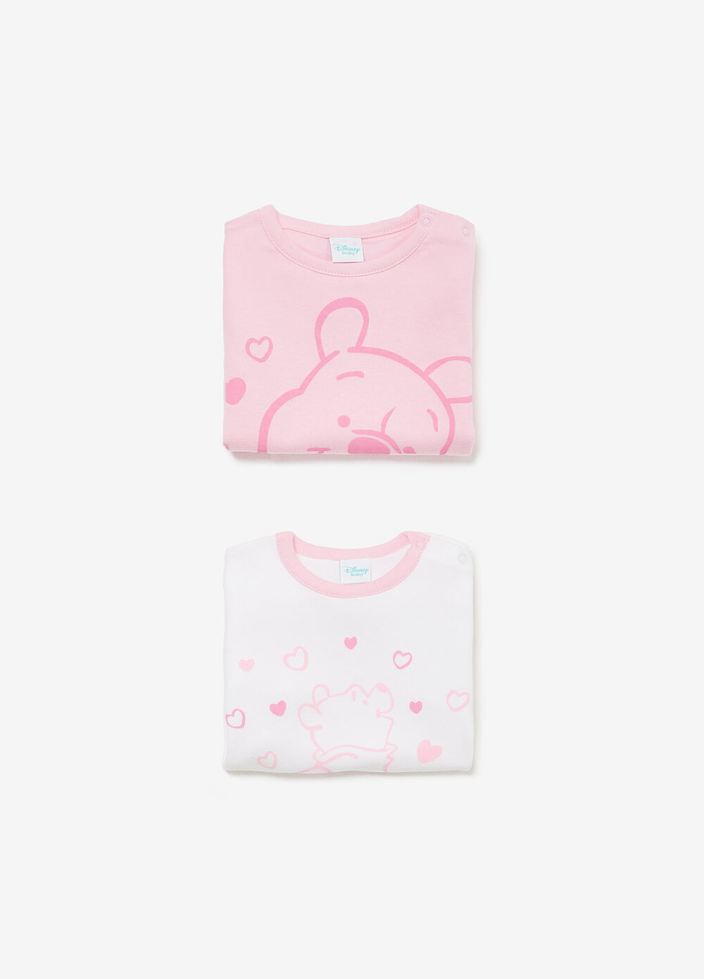 Two-pack Winnie the Pooh bodysuits