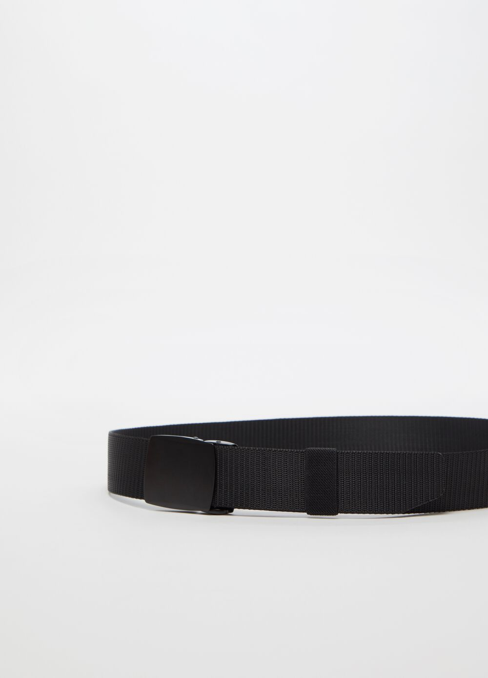Fabric belt and sliding buckle