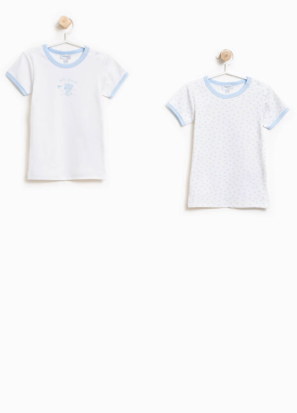 Two-pack Better Cotton under shirts | OVS
