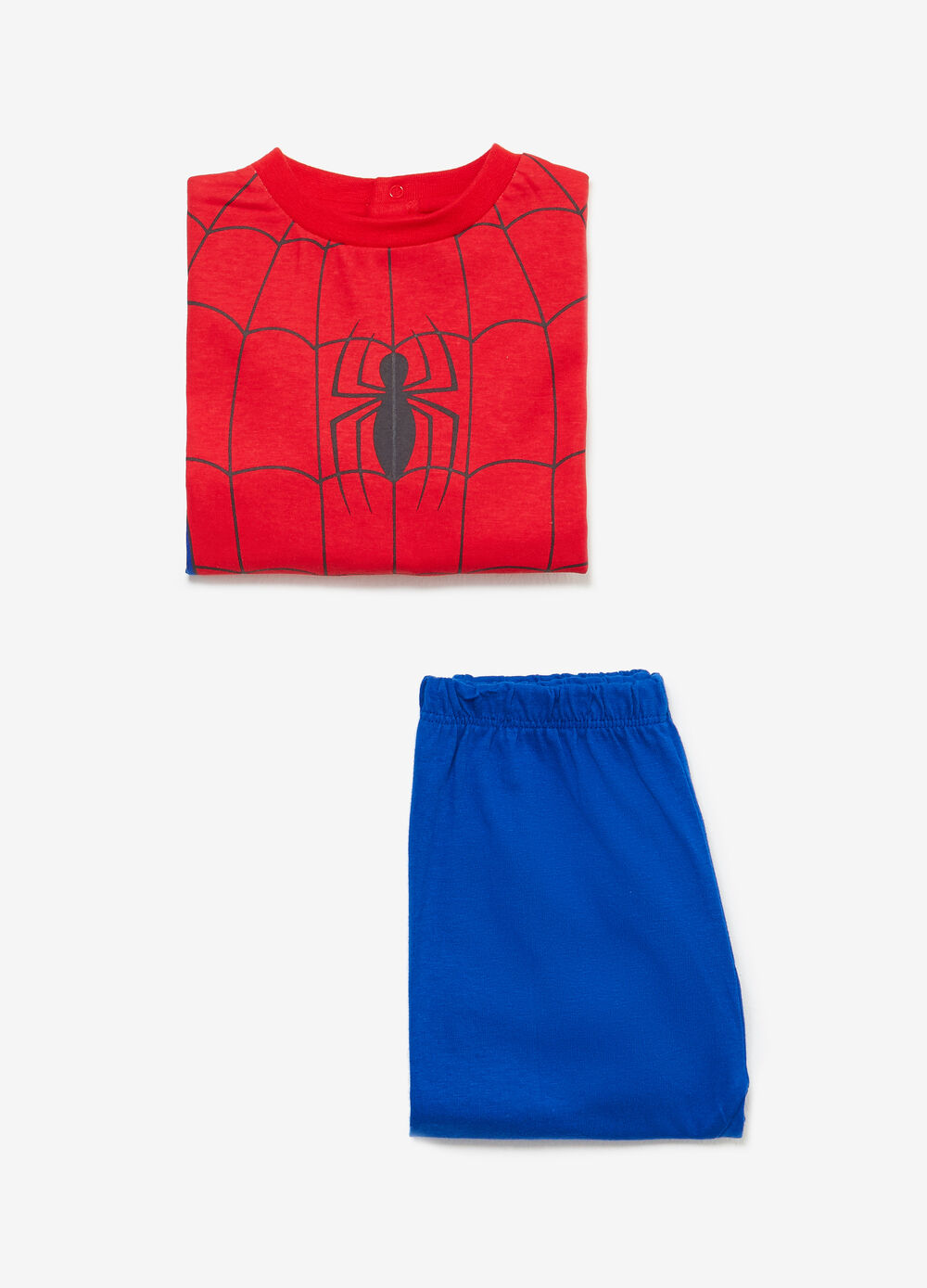 100% cotton Spiderman pyjamas