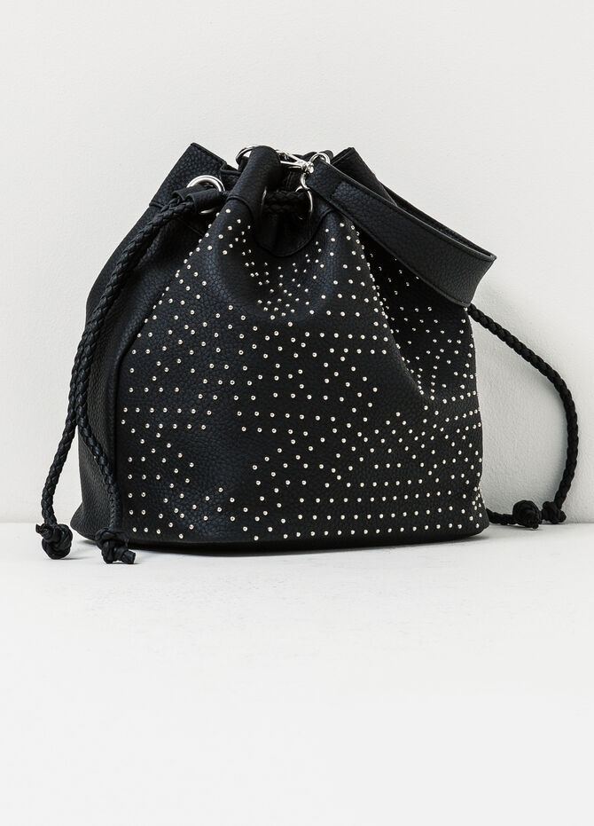 Across body bag with studs