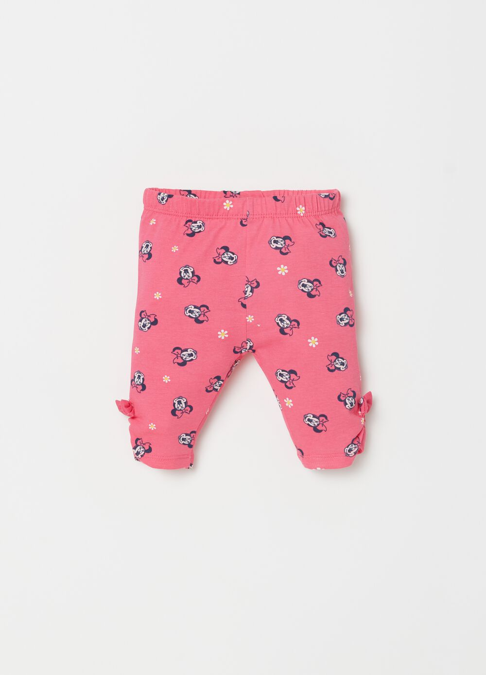 Disney Baby Minnie Mouse trousers in 100% cotton