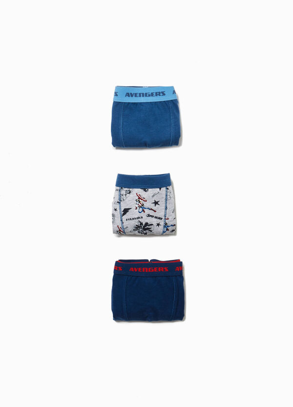 Three-pack The Avengers boxer shorts