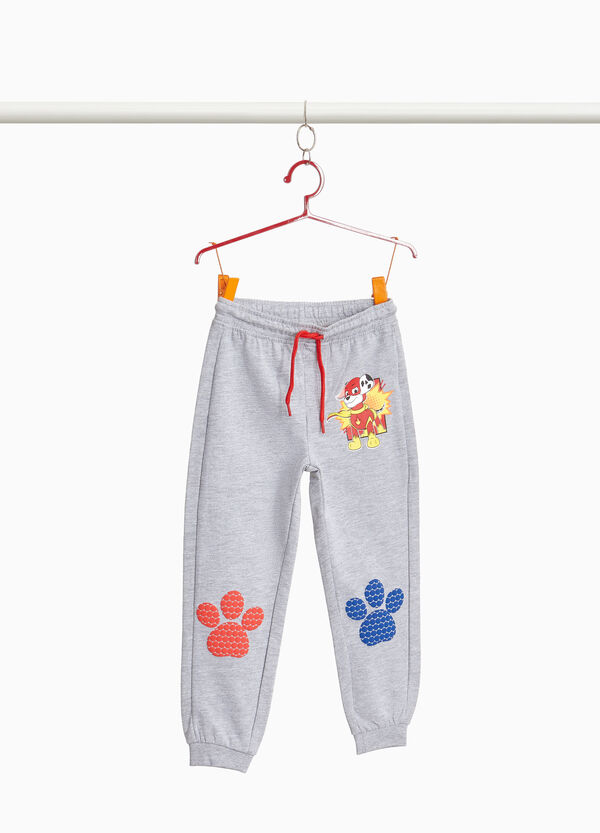 Super Pup Heroes joggers with drawstring