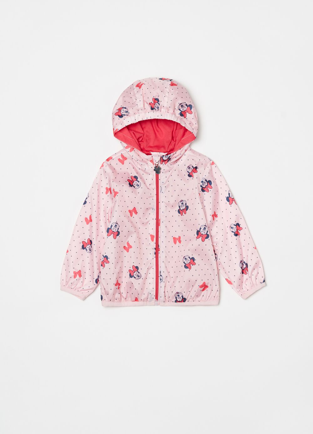 Disney Minnie Mouse jacket with hood
