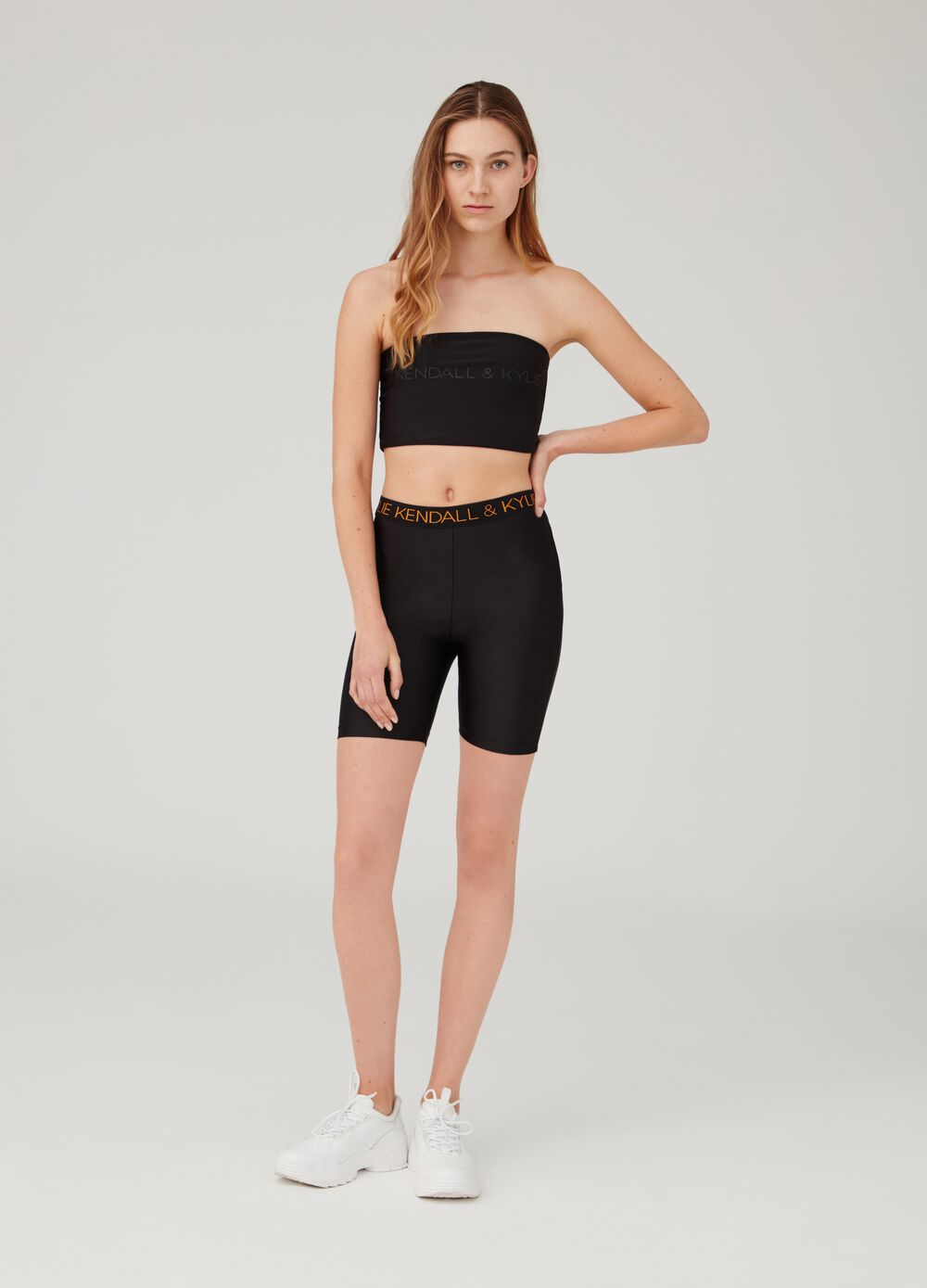 K+K for OVS short stretch leggings