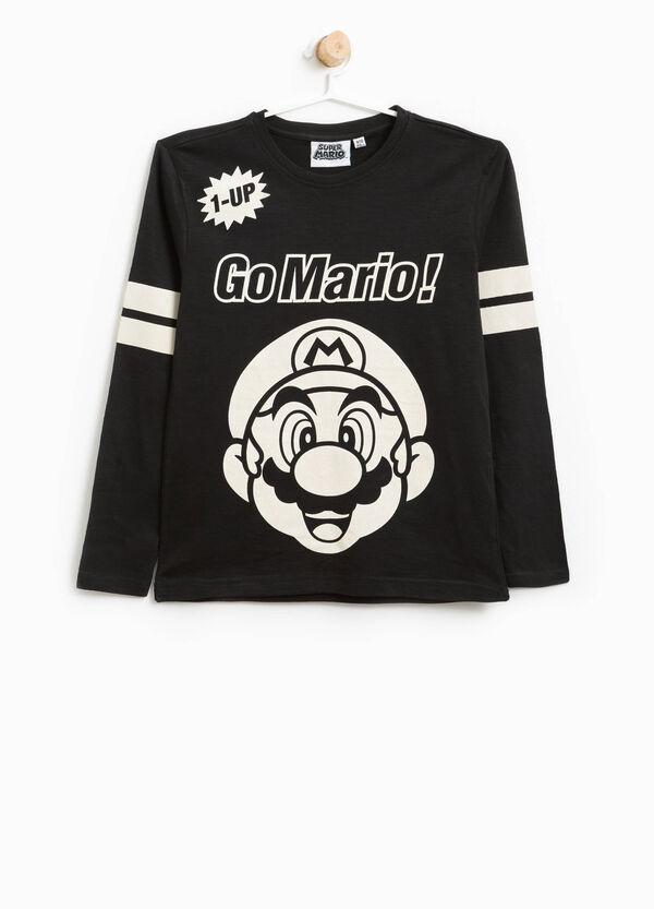 T-shirt in puro cotone Super Mario | OVS