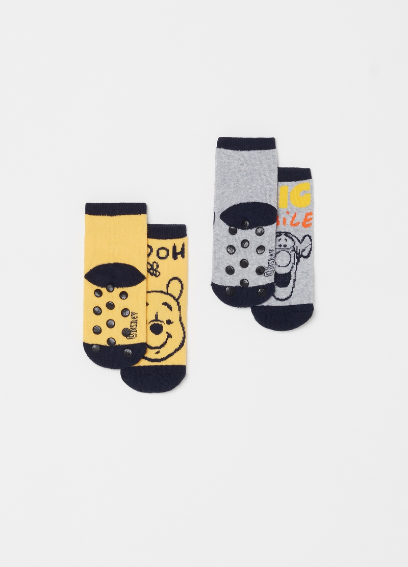 Two-pack Disney Winnie the Pooh socks image number null