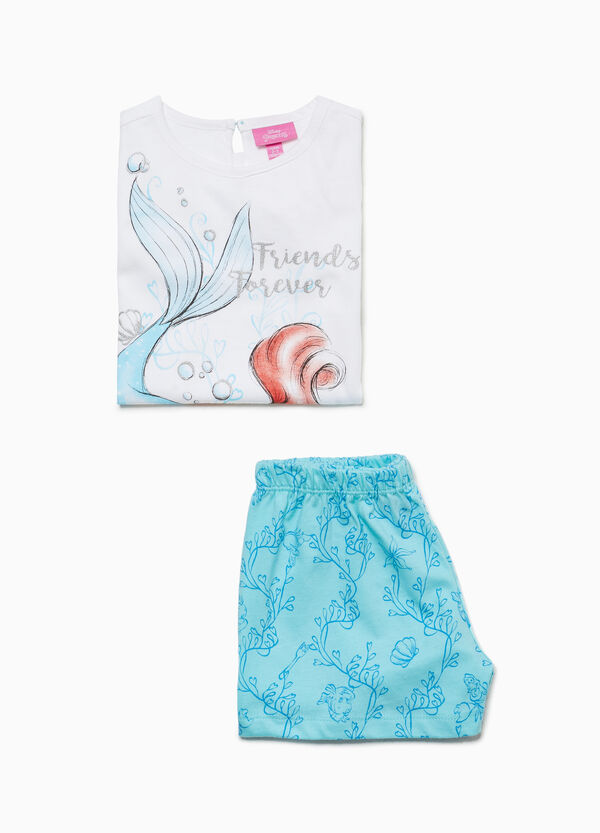 100% cotton The Little Mermaid pyjamas