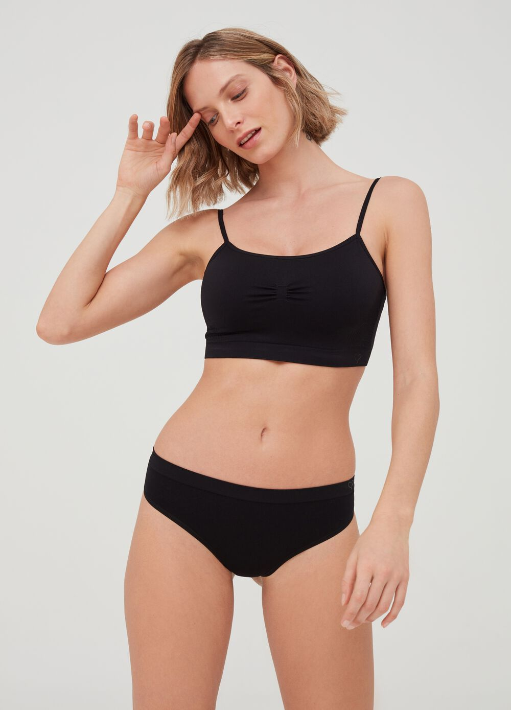 Bralette The One - efecto Natural