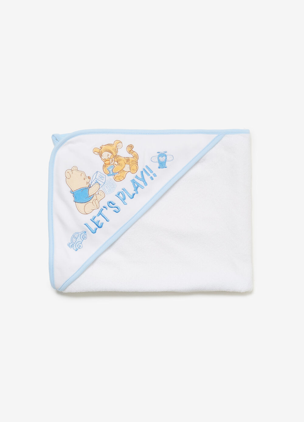 Accappatoio patch Winnie The Pooh
