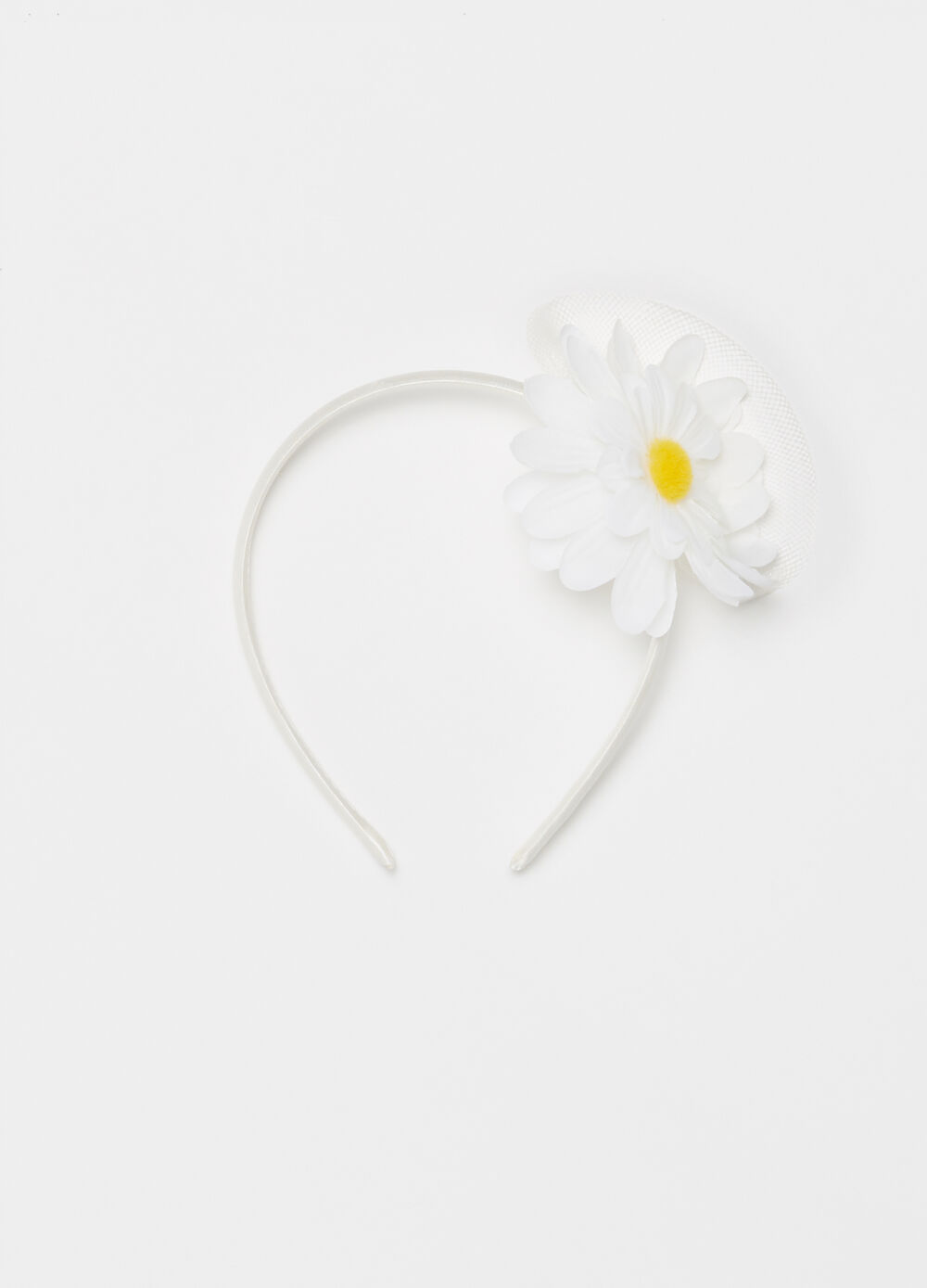 Hairband with daisy