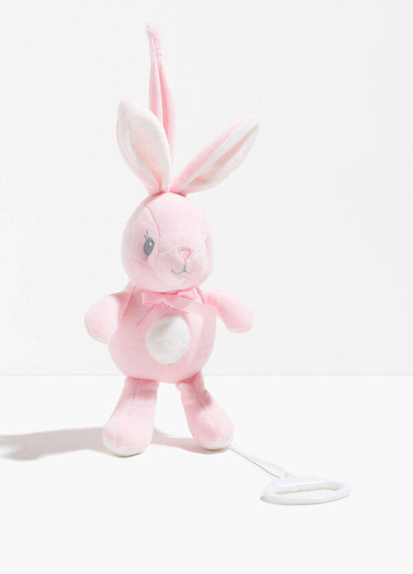 Musical soft toy rabbit | OVS