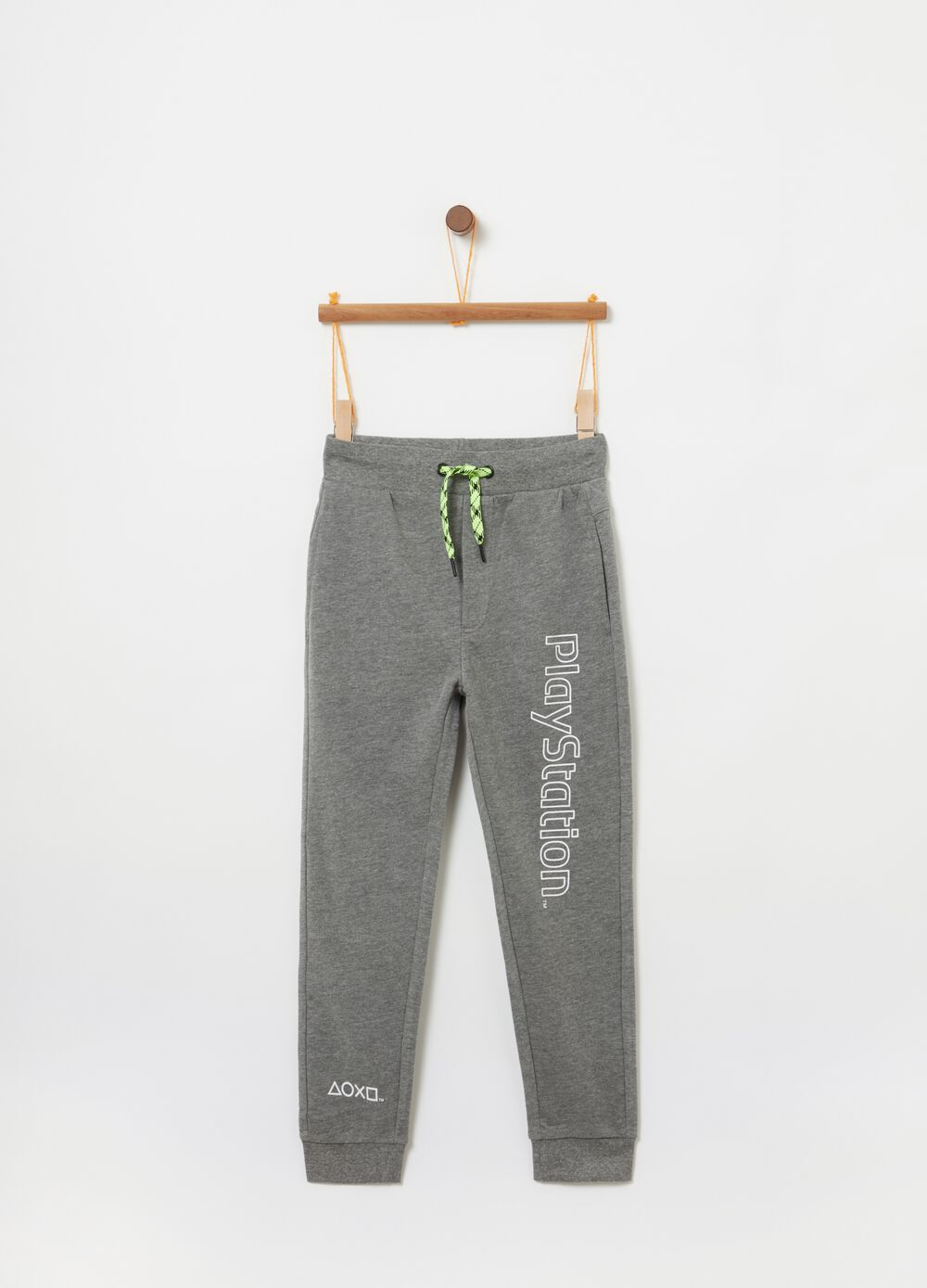 Pantalone jogger French Terry Playstation