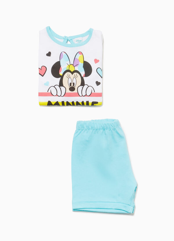 100% cotton Minnie Mouse pyjamas