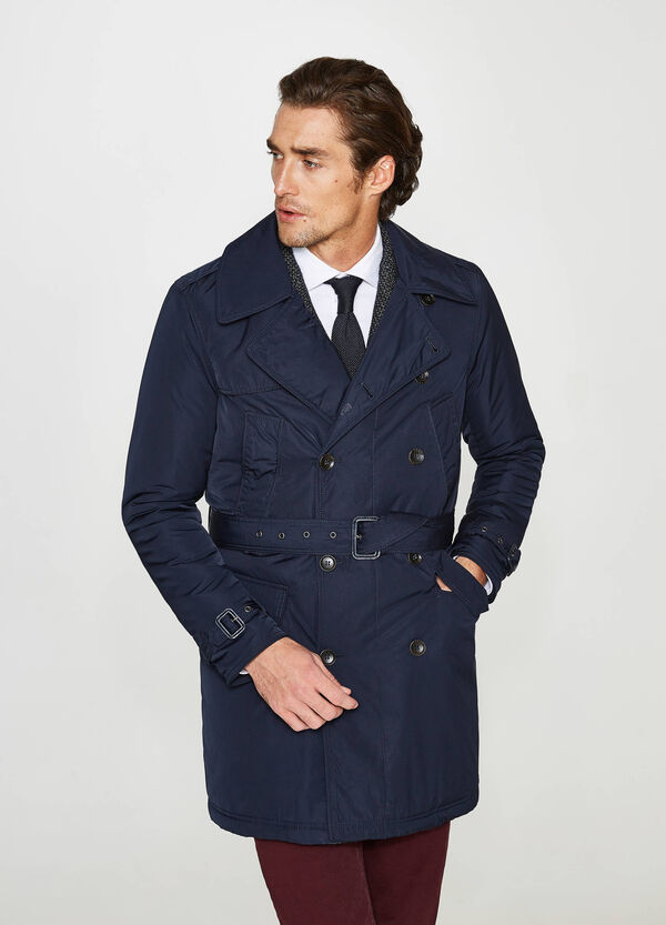 Rumford double-breasted trench coat | OVS
