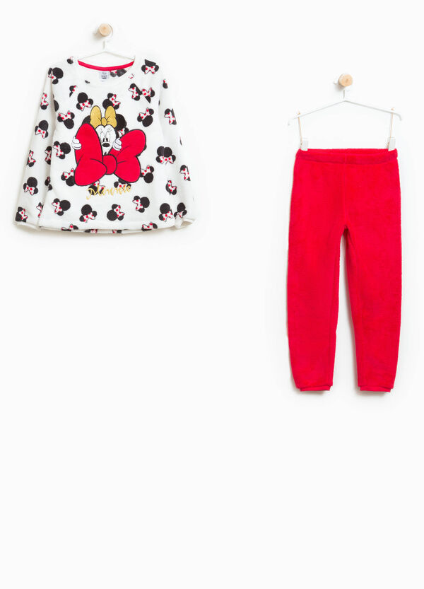 Pyjamas with Minnie Mouse patch and pattern | OVS