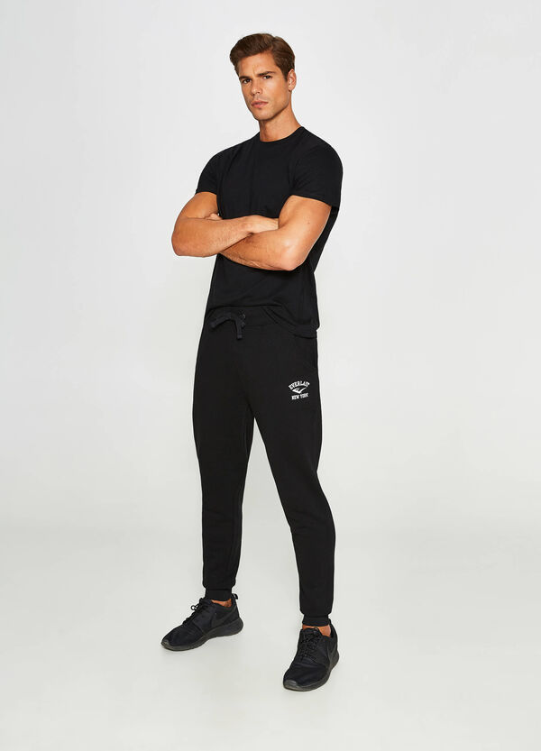 Everlast joggers in 100% cotton | OVS