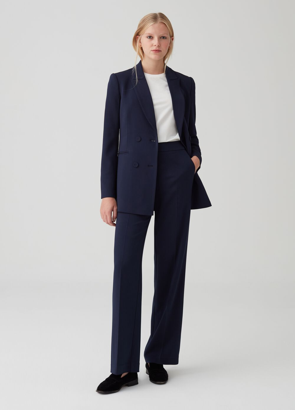 OVS Premium formal trousers with pockets