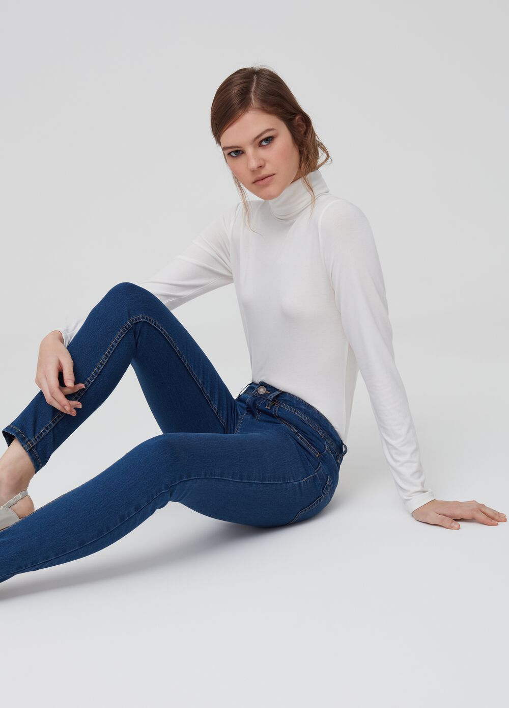 Jeggings super skinny fit stretch