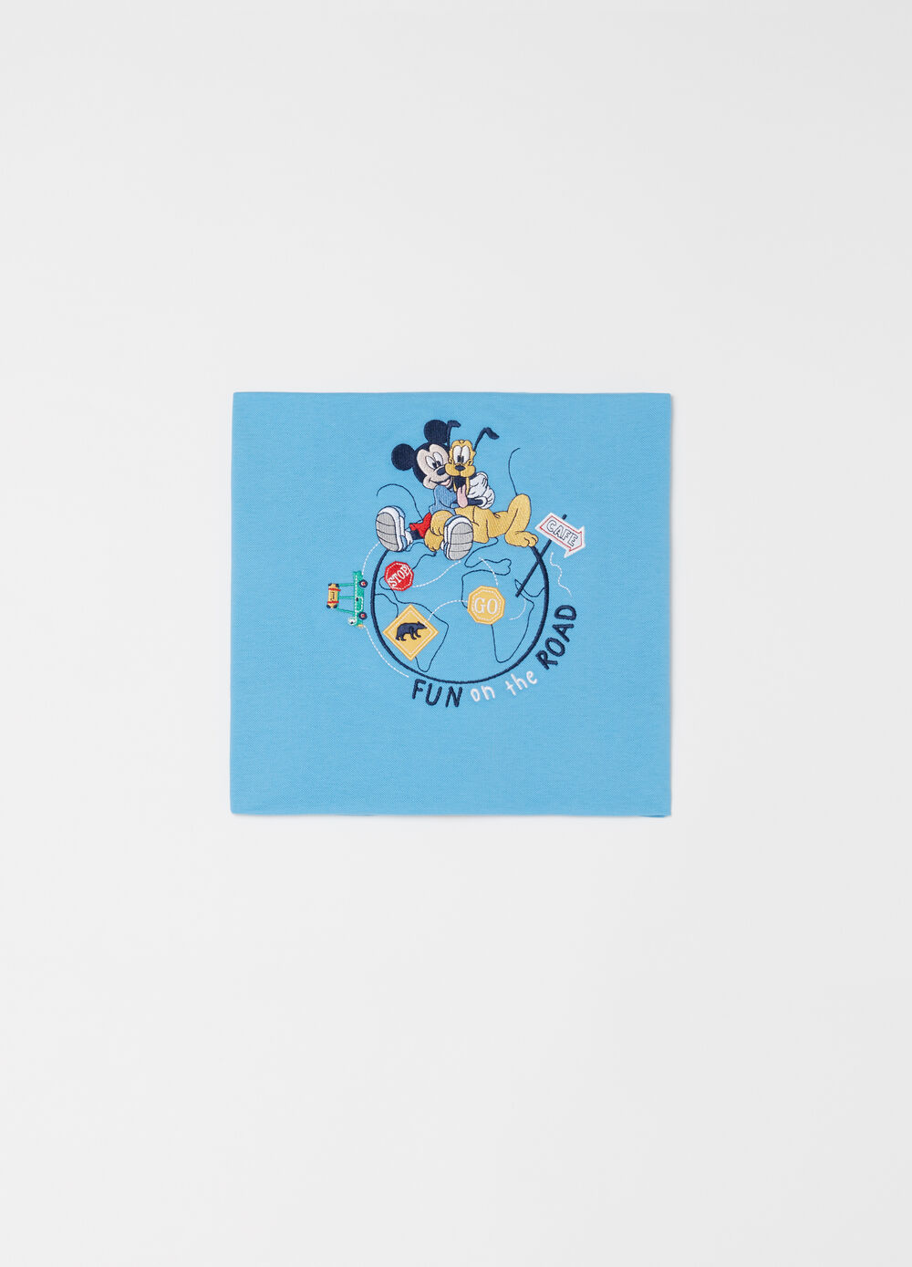 Disney Baby blanket in piquet with lining
