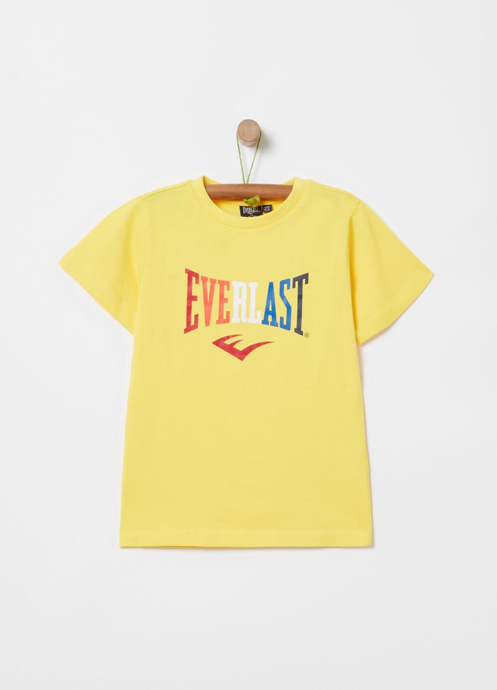 100% organic cotton Everlast T-shirt