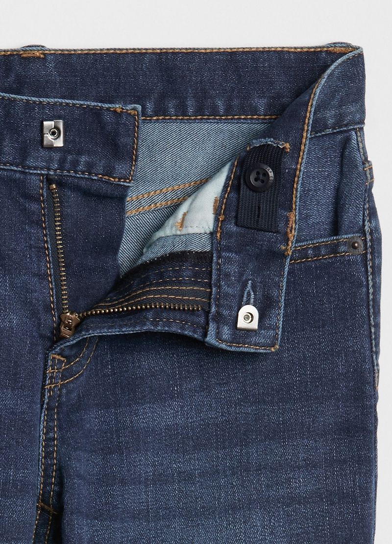 GAP straight-fit jeans image number null