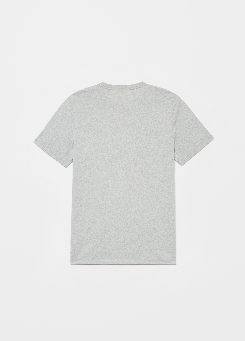 GAP cotton T-shirt with round neck image number null