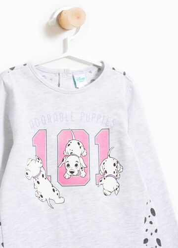One Hundred and One Dalmatians cotton T-shirt.