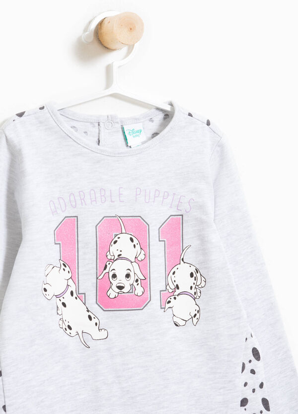 One Hundred and One Dalmatians cotton T-shirt. | OVS