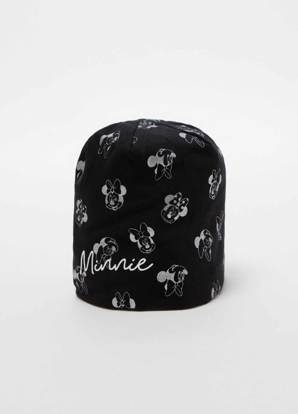 Disney Minnie Mouse hat in cotton jersey