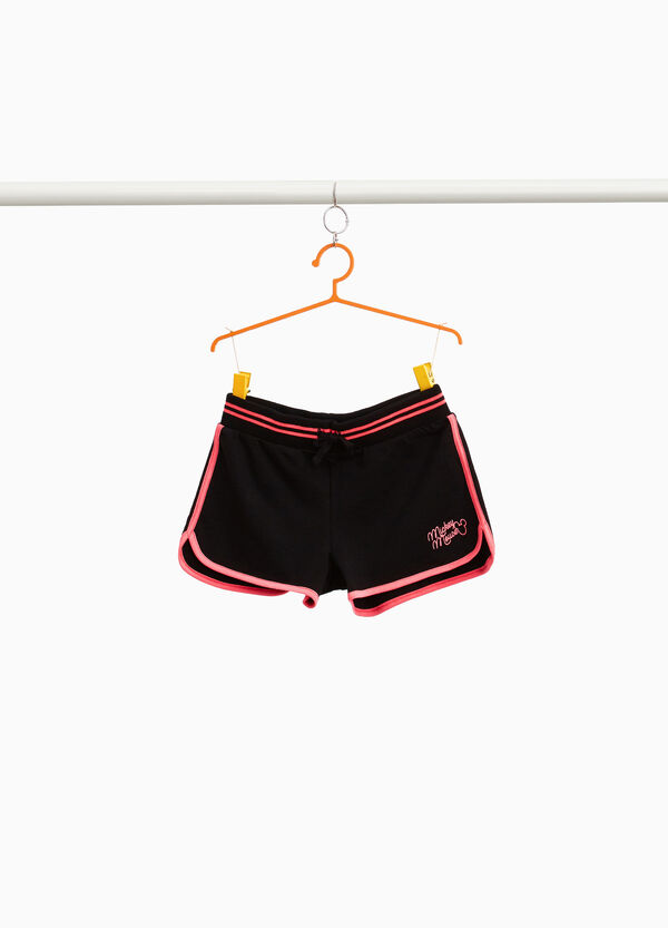 Mickey Mouse shorts in 100% cotton