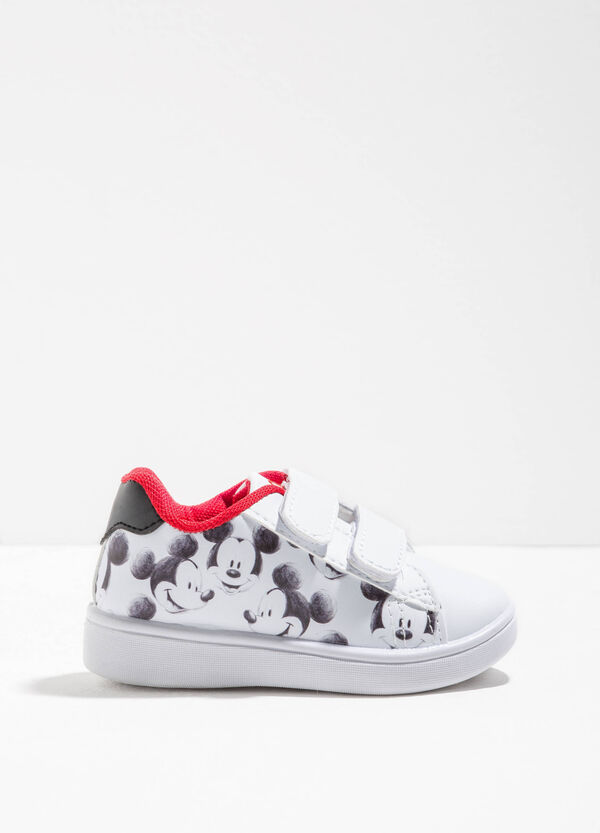 Mickey Mouse patterned sneakers | OVS