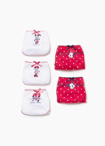 Five-pack Mickey Mouse briefs