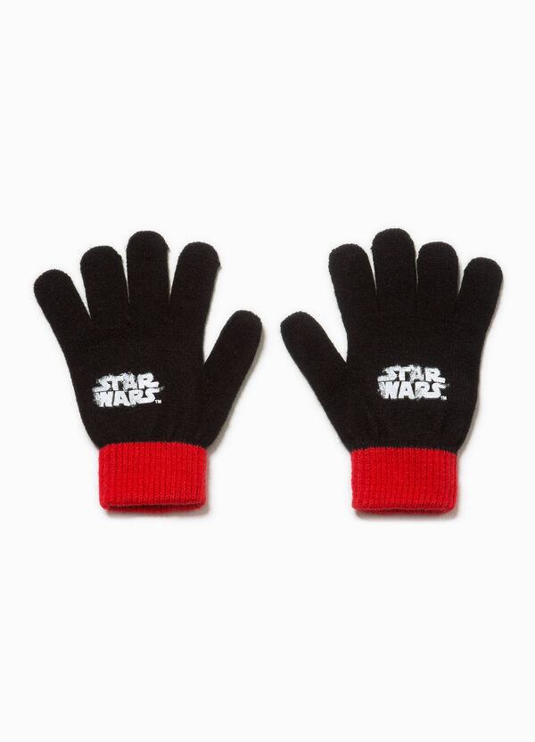 Gloves with Star Wars print | OVS