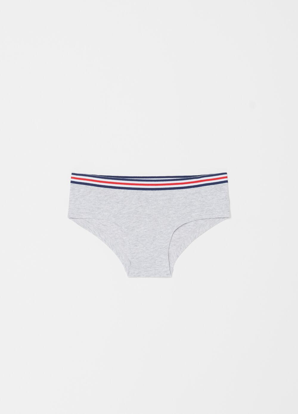 Organic cotton mélange boxer shorts