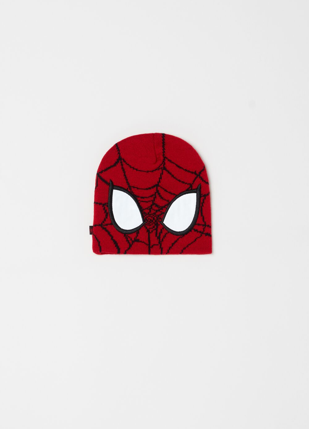 Marvel Spider-Man knitted hat
