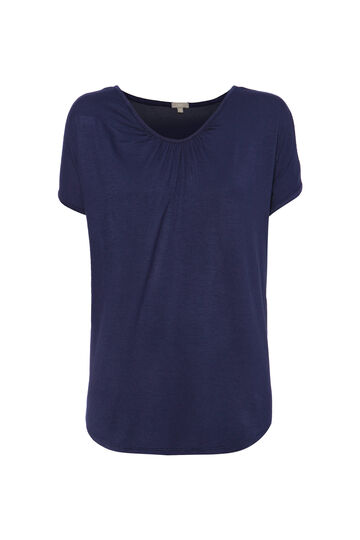 Smart Basic T-shirt with tie back