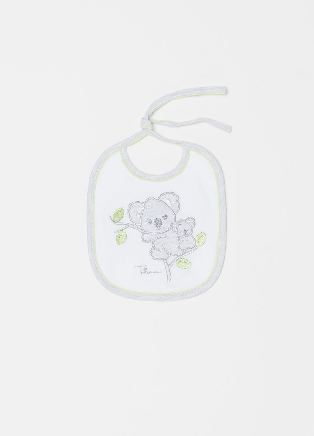 THUN bib in 100% organic cotton