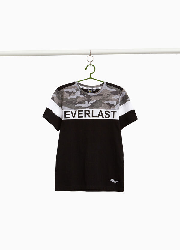 Everlast 100% cotton T-shirt with insert