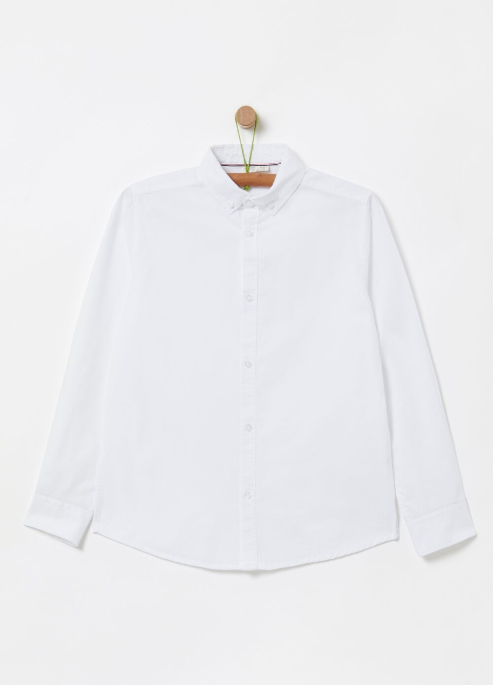 100% organic cotton shirt