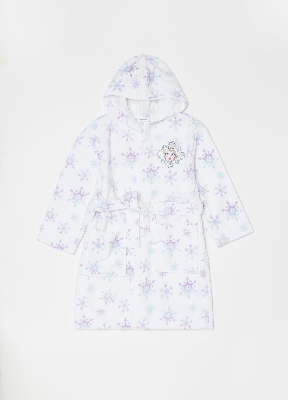 Disney Frozen 2 bathrobe with pockets
