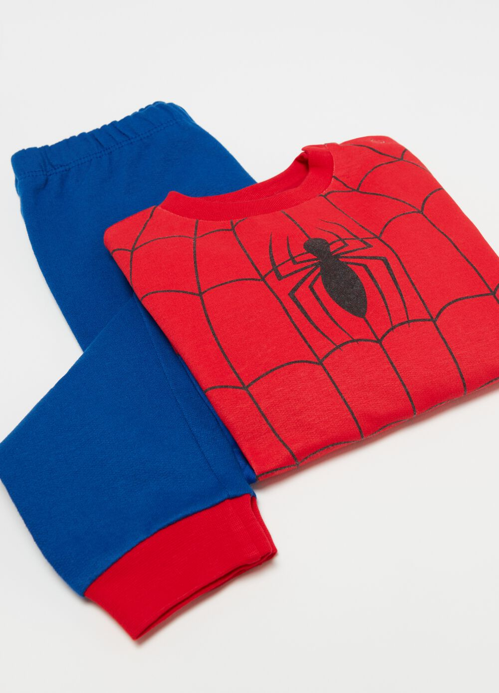 Pijama largo estampado Marvel Spider-Man