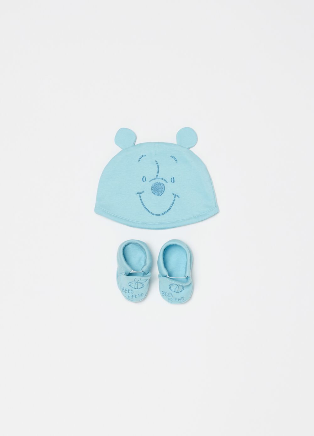 Disney hat and shoes set