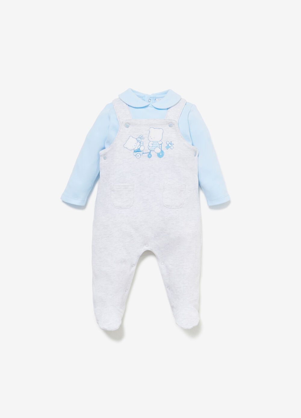 Winnie the Pooh cotton outfit