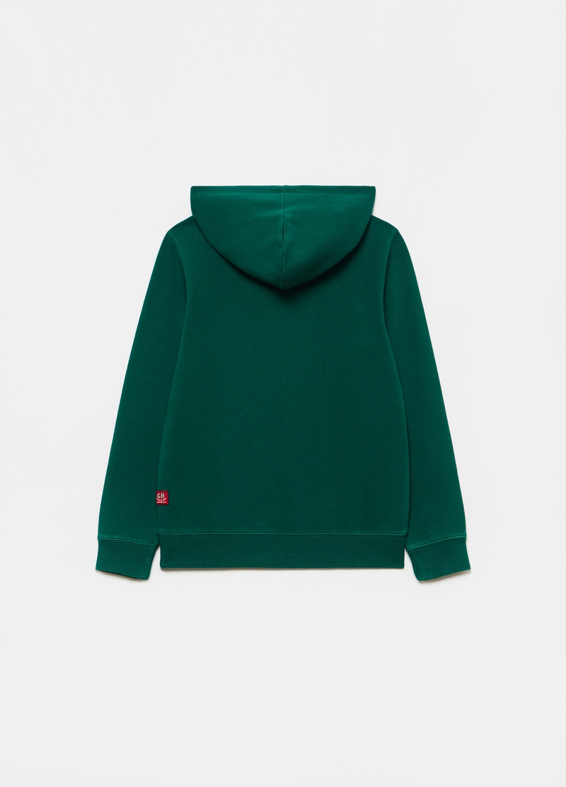 100% cotton hoodie image number null