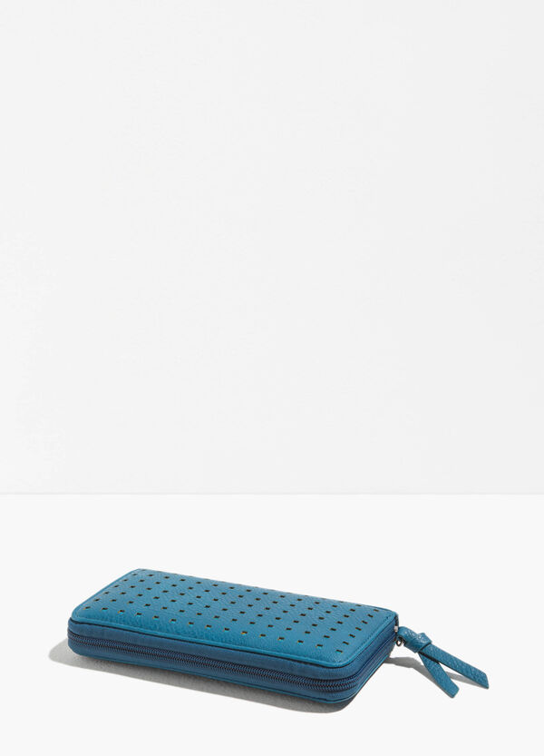 Solid colour openwork purse | OVS