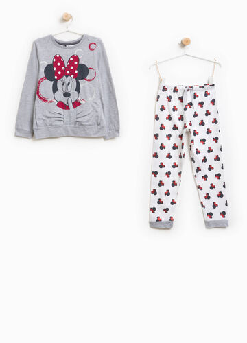 Pigiama Better Cotton stampa Minnie