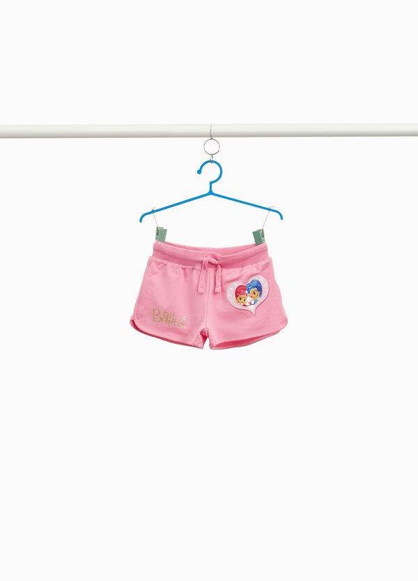 Shimmer And Shine stretch cotton shorts